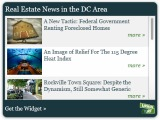 The UrbanTurf Widget: DC Real Estate News for Your Website