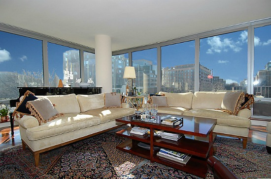 Friday Eye Candy: 2,800-Square-Foot Corner Unit at The Ritz: Figure 1
