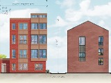 New Renderings and Details for Georgetown's Grace Street Lofts