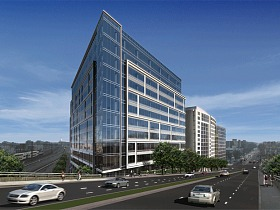 400-Unit Apartment in NoMa To Break Ground by Year End: Figure 1