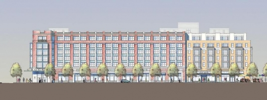 The (Many) Residential Developments on Tap For H Street: Figure 2