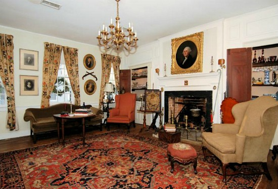 This Week's Find: The House Where George Washington Used to Hang: Figure 3
