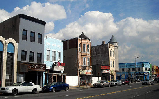 The (Many) Residential Developments on Tap For H Street: Figure 1