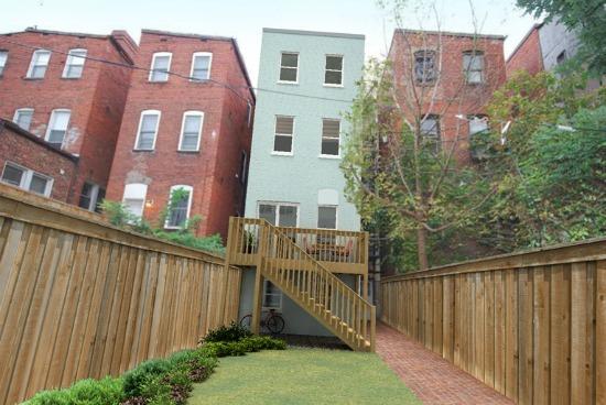 Re-imagined: A U Street Row House: Figure 9