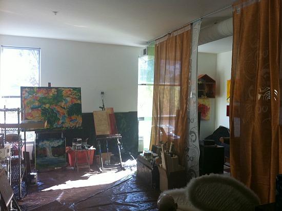 Artists Welcome: Brookland Artspace Lofts Open: Figure 4