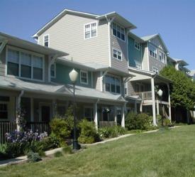 Cohousing: Not Communal Living, But Close: Figure 1