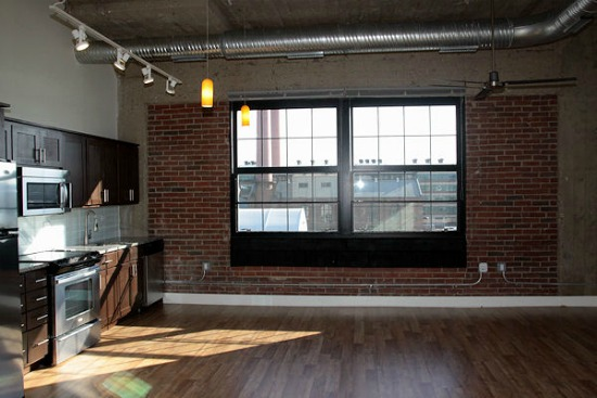 A First Glance Inside Foundry Lofts: Figure 3