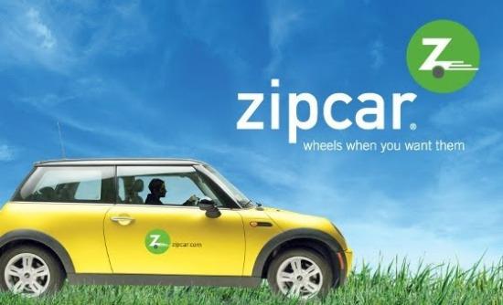 Zipcar Launches Facebook Application: Figure 1
