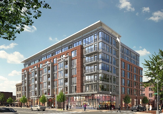 14th Street's The District To Open in January: Figure 1