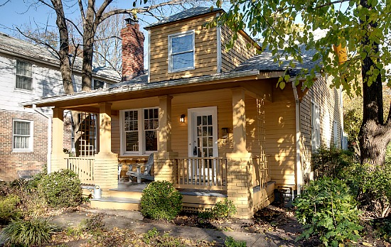 Tudor, Federal, Bungalows: Taking Stock of DC's Architectural Styles: Figure 5