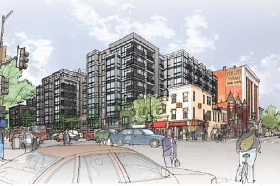 Residential Development Aplenty for 14th Street: Figure 5