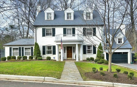 Federal Style Homes Home Design And Style