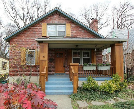 Takoma Park Three Bedroom Bungalow With Famous Curb Appeal