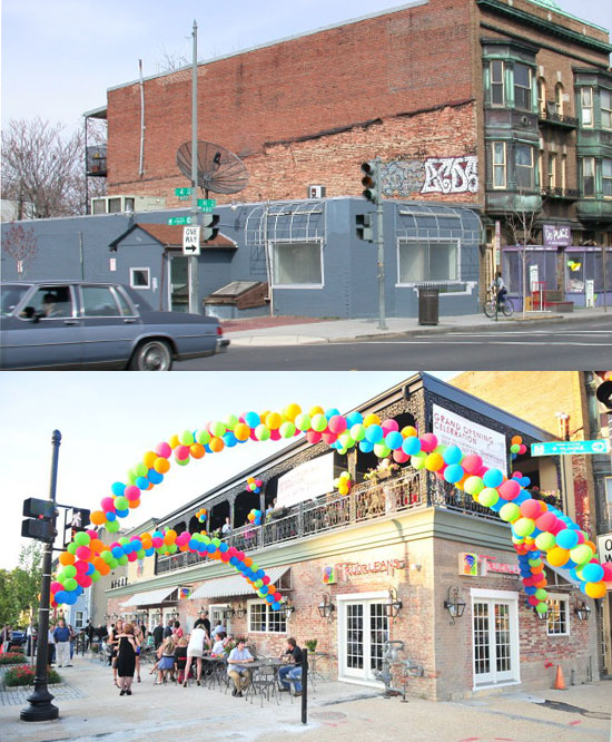 Growing Up: H Street's Rapid Restaurant Maturation: Figure 2
