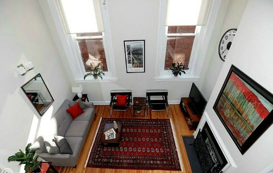 Best New Listings: A Schoolhouse Condo and A Georgetown Mansion: Figure 1