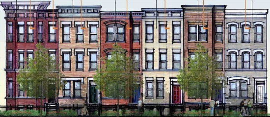 LivingSocial, Townhouses: More Development News From Around Shaw: Figure 1