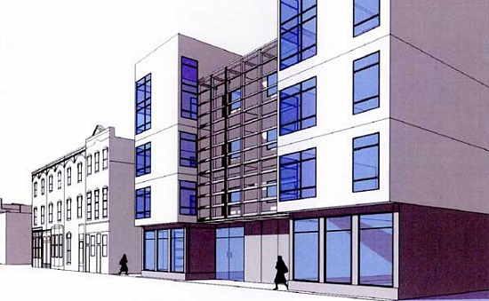 New 14-Unit Residential Project Proposed for Shaw: Figure 2