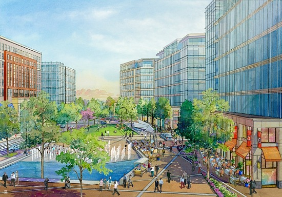 MRP, JBG To Start Construction on Residences of The Exchange at Potomac Yard Soon: Figure 1