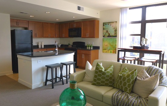 Brand New Downtown DC Apartments Offer One Month Free Rent: Figure 3