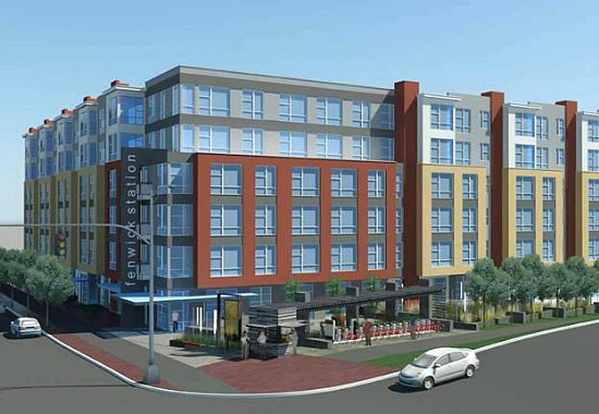 Insight Acquires Silver Spring Post Office, 310-Unit Apartment Building Coming: Figure 1