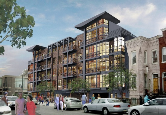 Former 9th Street Art Gallery to Become 54-Unit Condo Project: Figure 1