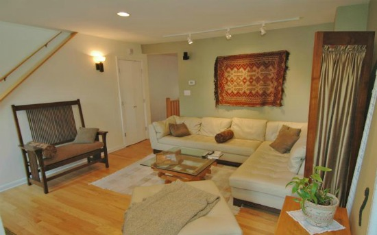 This Week's Find: Three Living Rooms in Logan Circle: Figure 4
