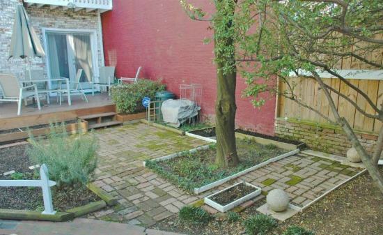 This Week's Find: Three Living Rooms in Logan Circle: Figure 6