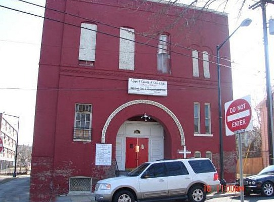 Historic Anacostia Church Hits Auction Block: Figure 1