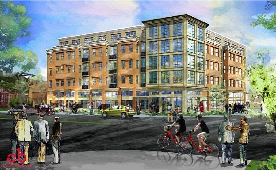 H Street Corridor Condo Project To Almost Double in Size: Figure 1