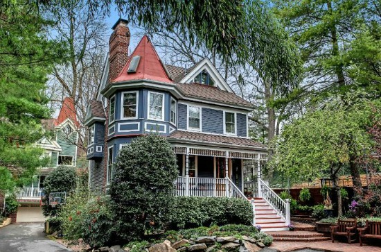 Best New Listings: Chain Bridge Castle, Freshly Built in Adams Morgan: Figure 2