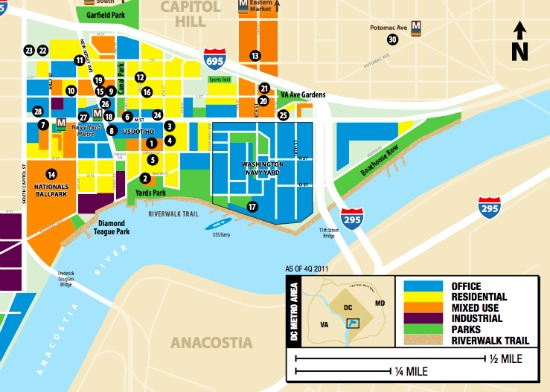 A Big Year for Capitol Riverfront: Figure 2