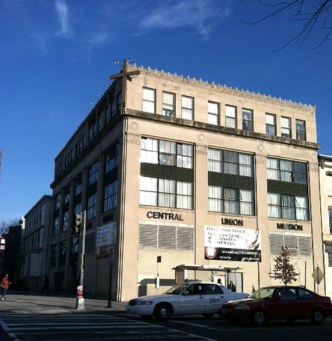 14th Street's Central Union Mission to Turn Into 51-Unit Condo Project: Figure 1