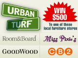 Furniture Giveaway—Have You Entered?