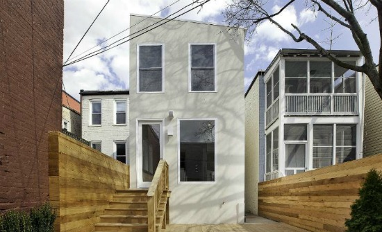 This Week's Find: Breezy Contemporary Interior in a Capitol Hill Row House: Figure 4