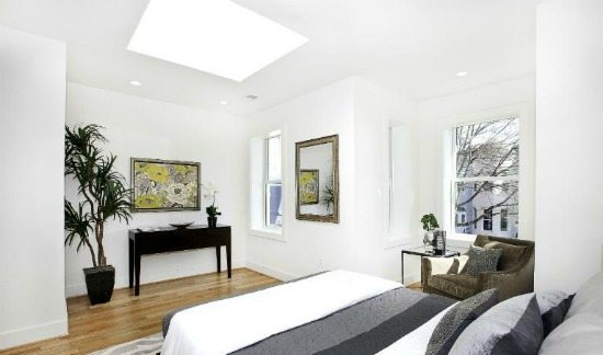 This Week's Find: Breezy Contemporary Interior in a Capitol Hill Row House: Figure 5