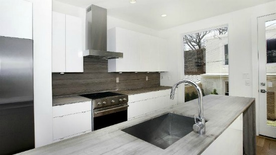 This Week's Find: Breezy Contemporary Interior in a Capitol Hill Row House: Figure 6