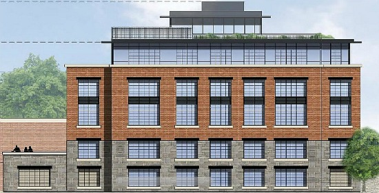 8-Unit Luxury Condo Project in Georgetown Expected to Deliver in 2014: Figure 1