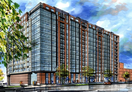 Meridian at Mount Vernon Triangle Now Leasing: Figure 1
