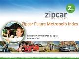 "Zipcar: DC Is A Leading ""Future Metropolis"""