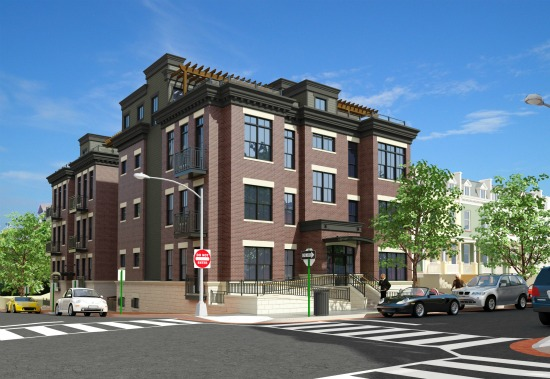 19-Unit Condo Project Coming to Adams Morgan: Figure 1