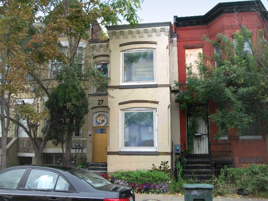 Re-imagined: A Truxton Circle Row House Overhauled: Figure 3