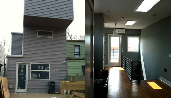 Revamping a Row House, 203k Style: Figure 2