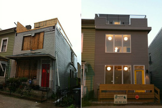 Revamping A Row House 203k Style