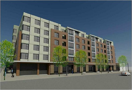 155-Unit Affordable Development Planned for Rhode Island Avenue: Figure 1