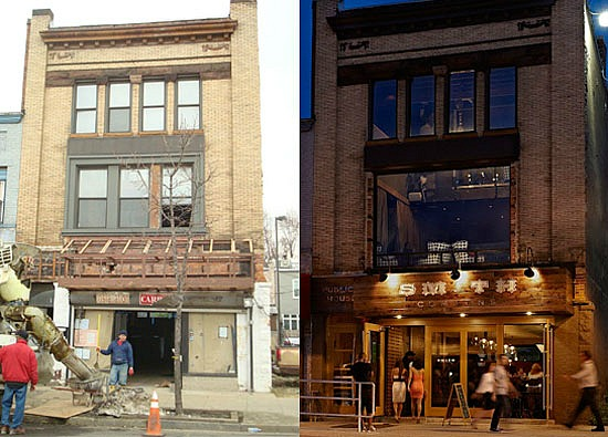 Growing Up: H Street's Rapid Restaurant Maturation: Figure 3