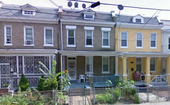 What s in a wardman a short overview of dc s most for Whats a terraced house