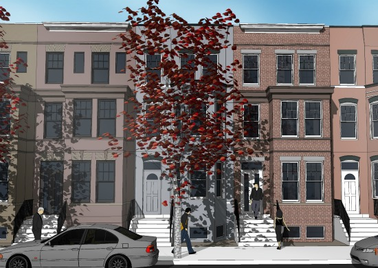 Small Infill Residential Project Coming to Capitol Hill: Figure 1