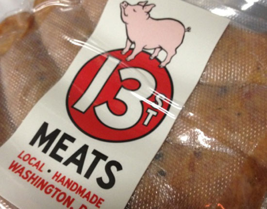 Neighborhood Eats: 13th Street Meats To Open Retail Shop, Tackle Box Closing: Figure 1