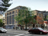 The Bentley, Formerly The Irwin, Moving Forward on 14th Street