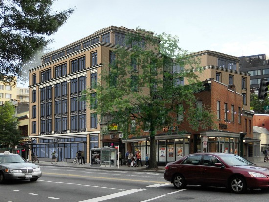 The Bentley, Formerly The Irwin, Moving Forward on 14th Street: Figure 1